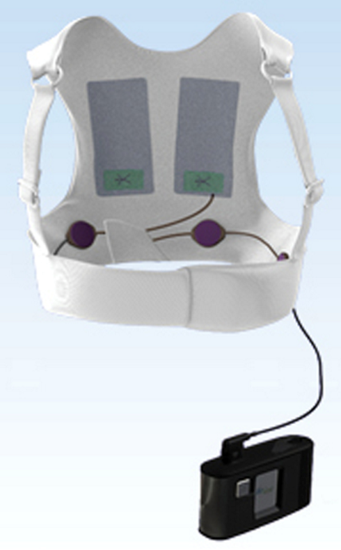 Zoll LifeVest by Zoll Medical Corporation